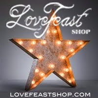 COTE DE TEXAS SPONSOR:  LOVE FEAST TABLE