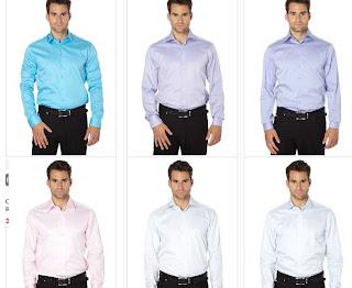 camisas elegantes