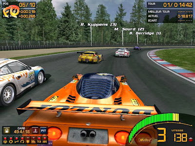 GTR 2 FIA GT Highly Compressed