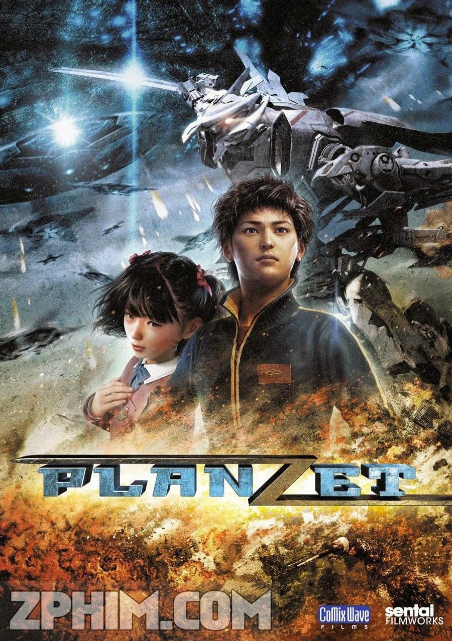 Cuộc Chiến Nhân Loại - Planzet (2010) Poster