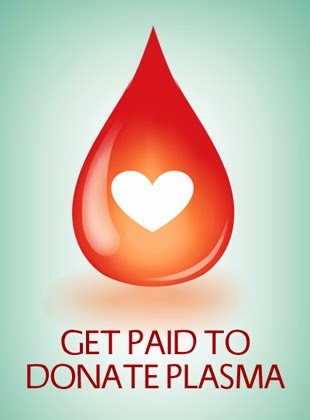 Earn Money from Plasma Donation