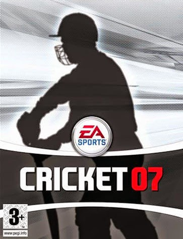 EA Cricket 07 Game