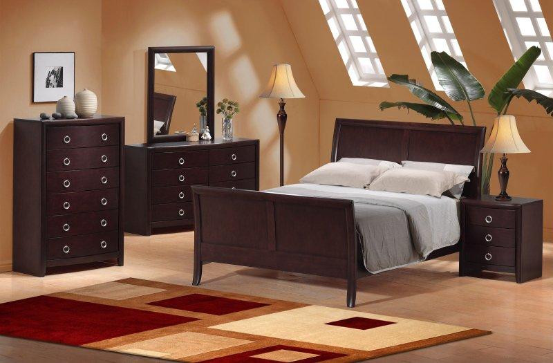 furniture front: new design bed room sets
