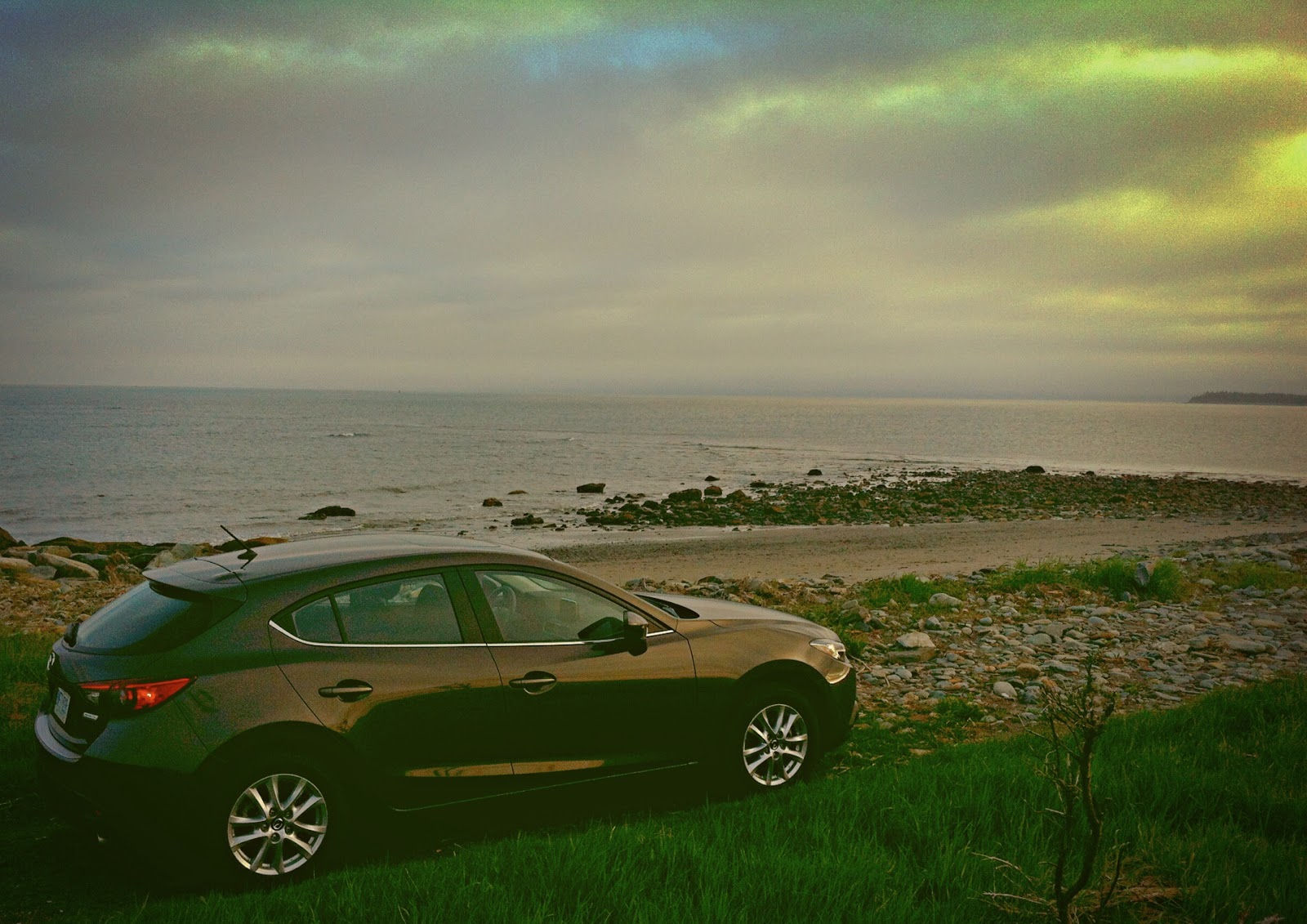 2014 Mazda 3 Sport GS Eastern Passage