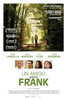 Un Amigo para Frank (Robot & Frank)