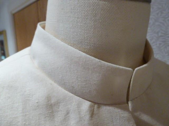 Rhondas Creative Life Drafting The Mandarin Collar