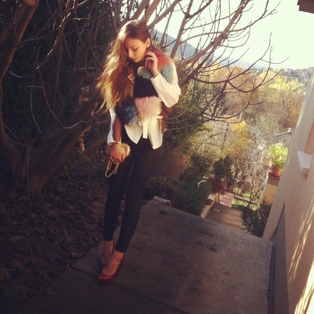 What vero wears november 2012 - Hussen fur stuhle ...