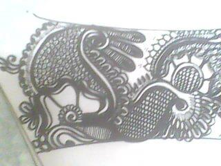 Mehndi Drawing Photos : Simple mehndi designs which i draw for myself u daily fun online