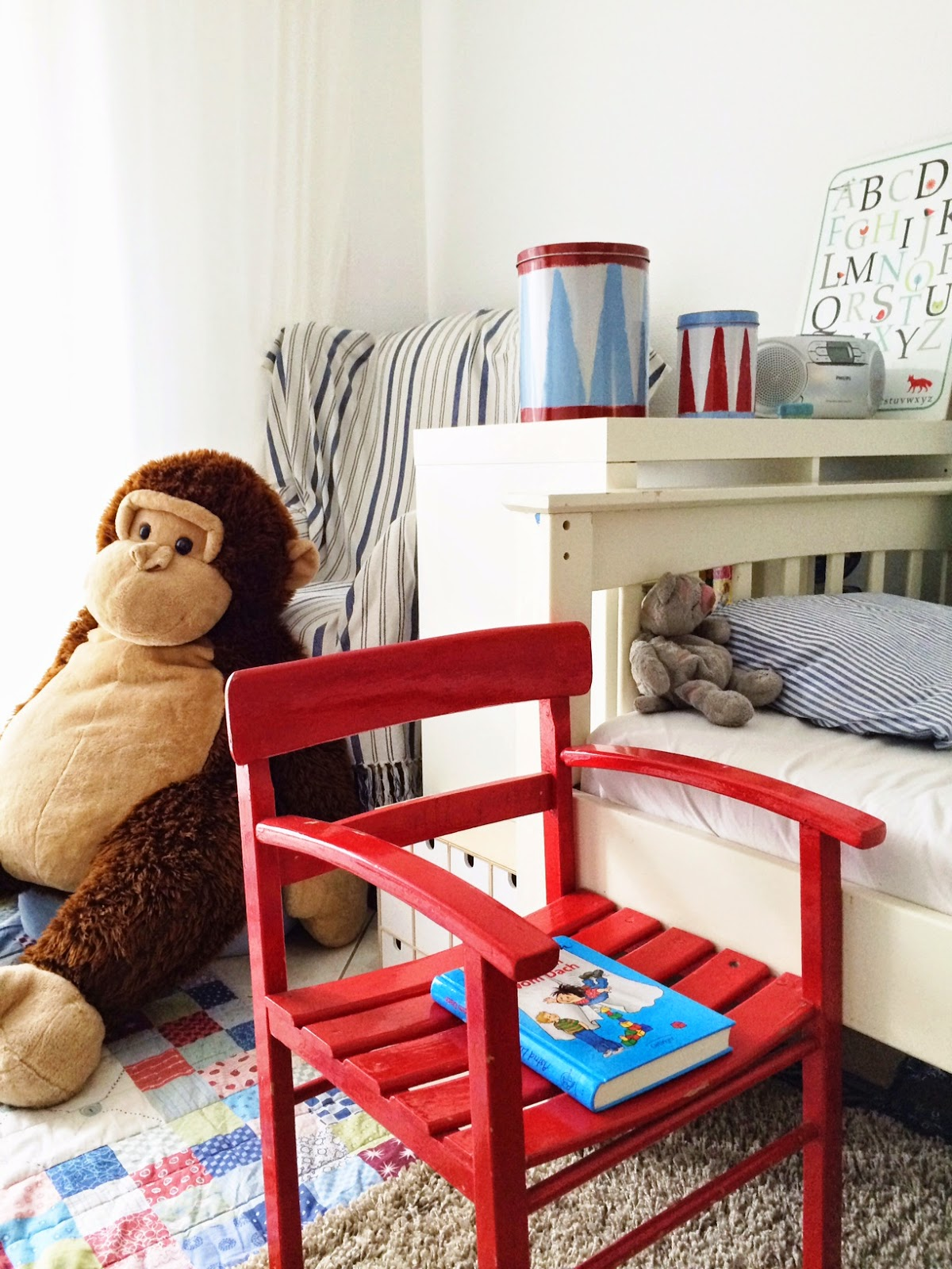 ein jungenzimmer einrichten - decorating a boys room