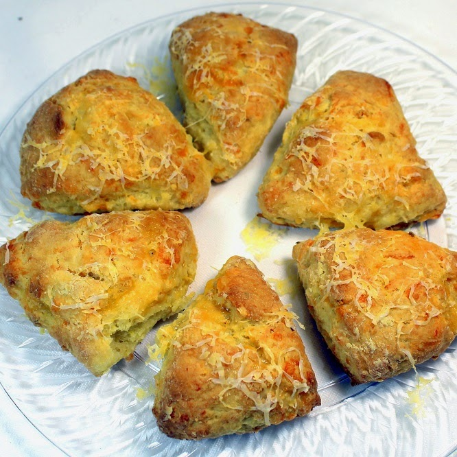 recipes noodle authentic ramen Cheddar Breakfast Potluck  Recipes Savory Church Garlic 52 Scones or