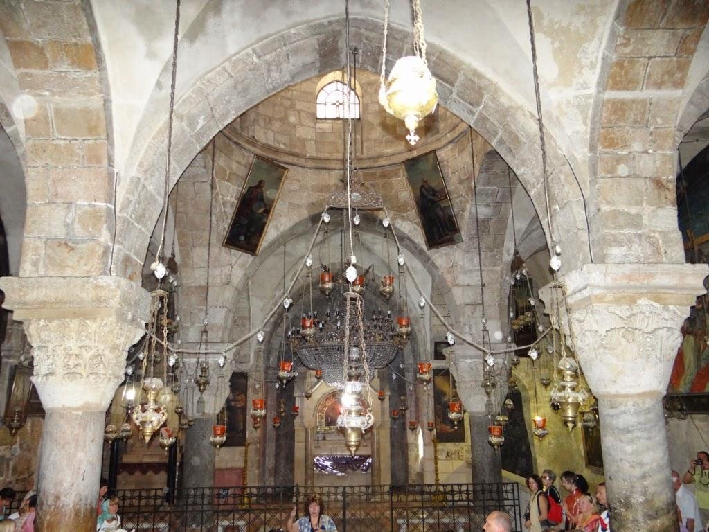 Bazylika Grobu Świętego - Jerozolima
