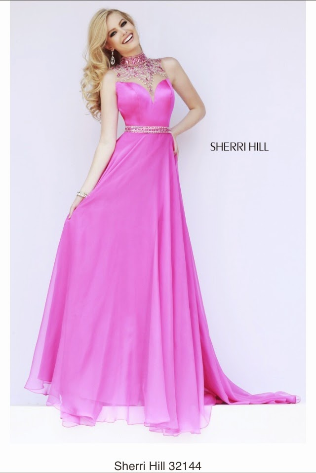 My Favorite Dresses From the Sherri Hill 2015 Collection