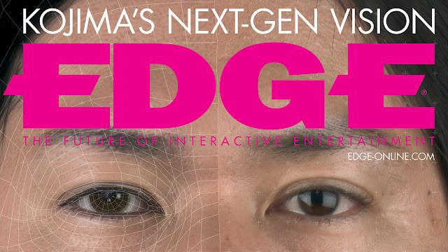 Está imagem é possivelmente a capa da EDGE edição 252