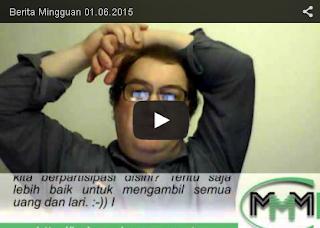 News Berita Mingguan MMM Mavrodian Indonesia Tanggal 1 Juni 2015