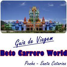 Excursão Curitiba Beto Carrero