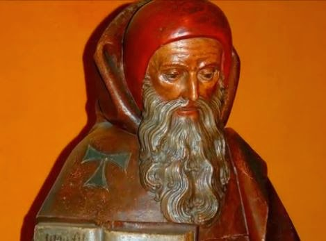 JANUARY 17 - St. Anthony of the Desert