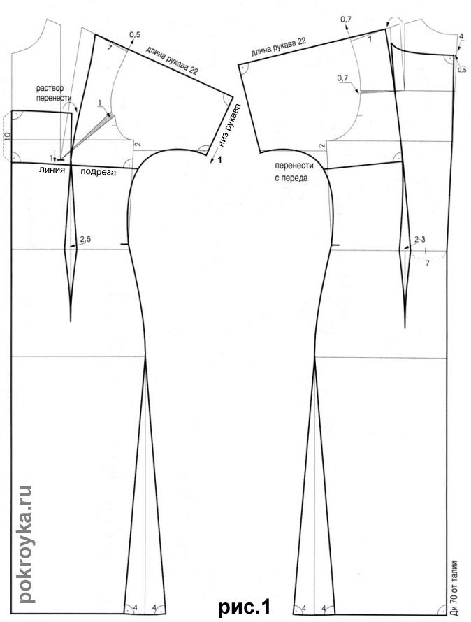 однотонные платья фото