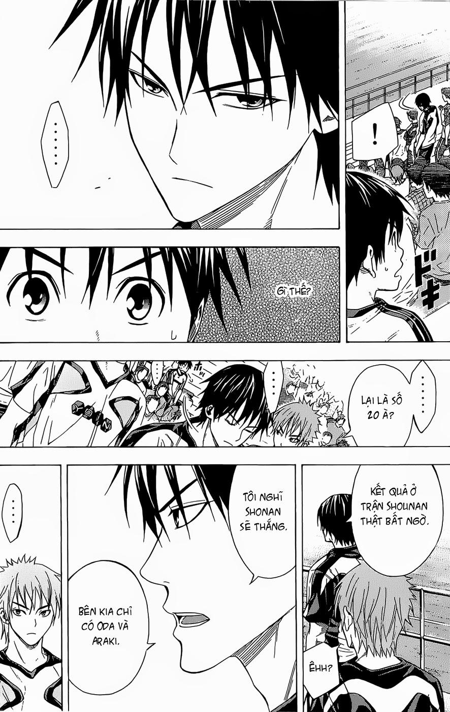 xem truyen moi - Area no Kishi - Chapter 93