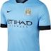 Manchester City lança camisas para a temporada 2014/15