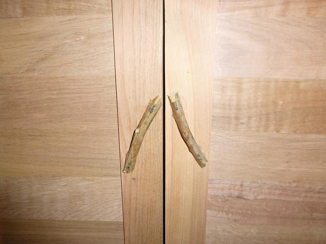 Fotos y dise os de puertas puertas maderas for Puertas originales madera