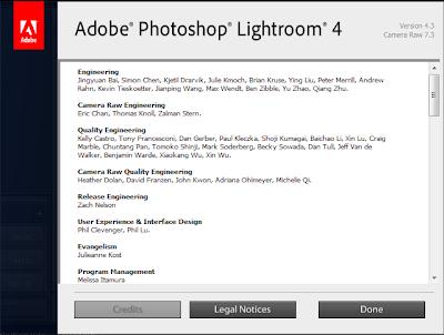 Adobe Photoshop Lightroom 4.3 Final (32bit/64bit)