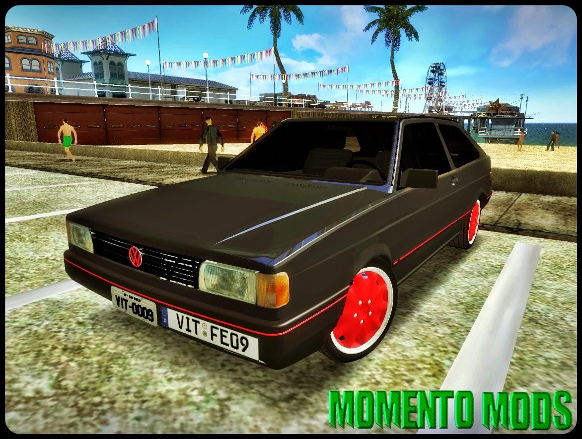 GTA SA - VW Gol 94 + ImVehFT