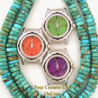 http://stores.fourcornersusaonline.com/womens-turquoise-stone-coral-watch-faces/