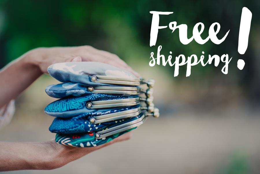 free shipping bags