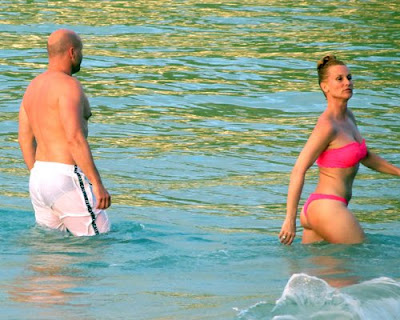 Nicollette Sheridan, Nicollette Sheridan new boyfriend, Nicollette Sheridan bikini, St. Barts, St. Barts travel review, St. Barts luxury hotels, St. Barts luxury travel, St. Barts vip travel tour, St. Barts cheap travel trip