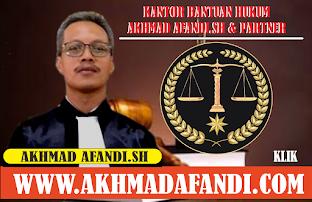 AKHMAD AFANDI.SH & PARTNER