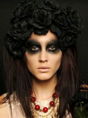 peinados 2014 fiestas de disfraces