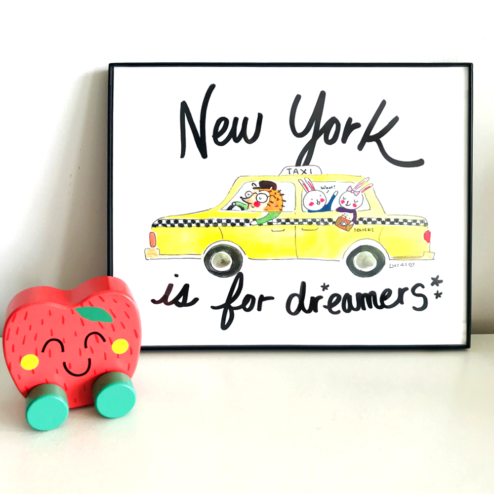 NY is for Dreamers