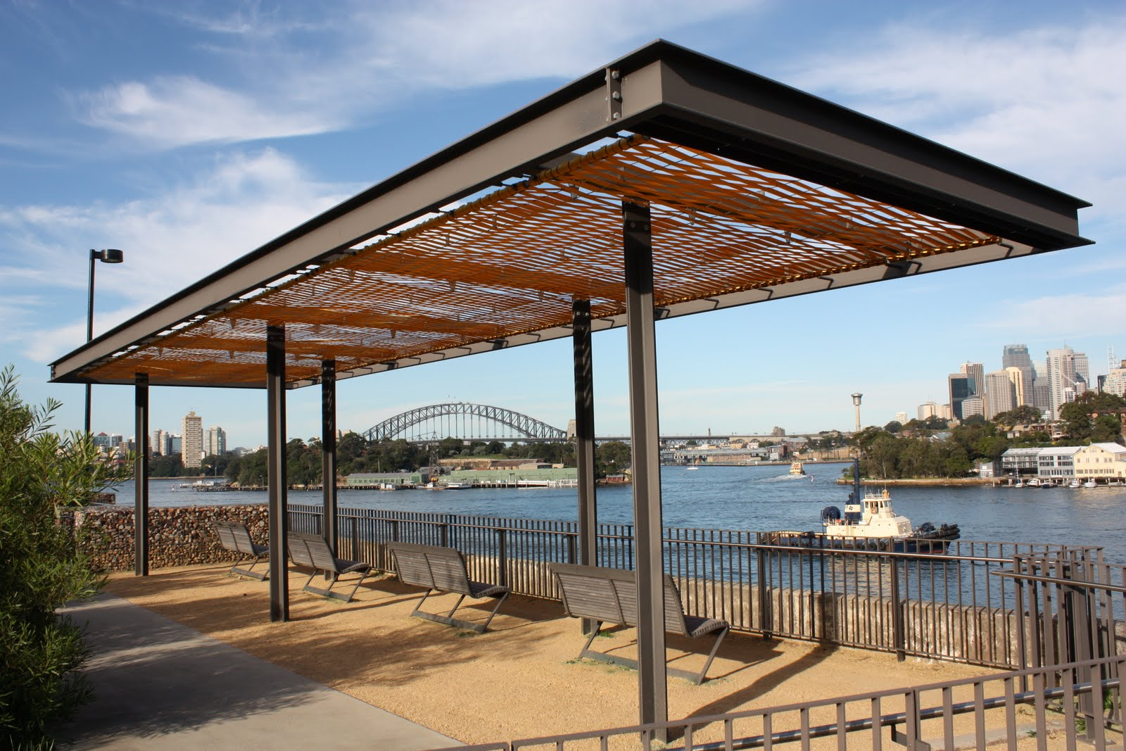 Sydney City and Suburbs Birchgrove Ballast Point Park