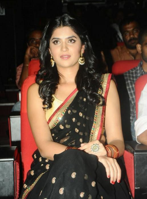 516 x 700 jpeg 77kB, South indian actress Deeksha Seth real life saree ...