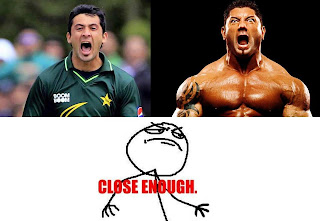 junaid khan is like batista