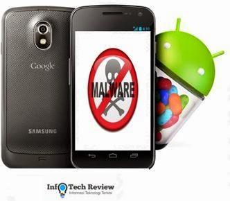 Kenali Ciri-Ciri Android Terkena Virus dan Malware
