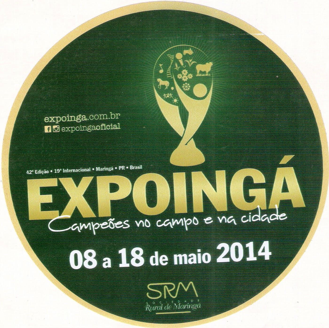 Expoingá 2014