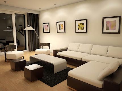 desain Ruangan modern