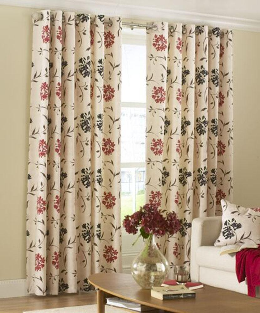 Modern furniture luxury living room curtains ideas 2011 - Sitting room curtain decoration ...
