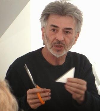 paper conservator Mark Stevenson 2013 FP&PKC speaker