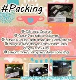 [Service] Packing Orderan Pelanggan