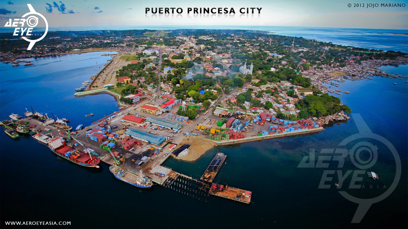 Puerto Princesa City Philippines  city images : puerto princesa city the second largest city in the philippines and ...