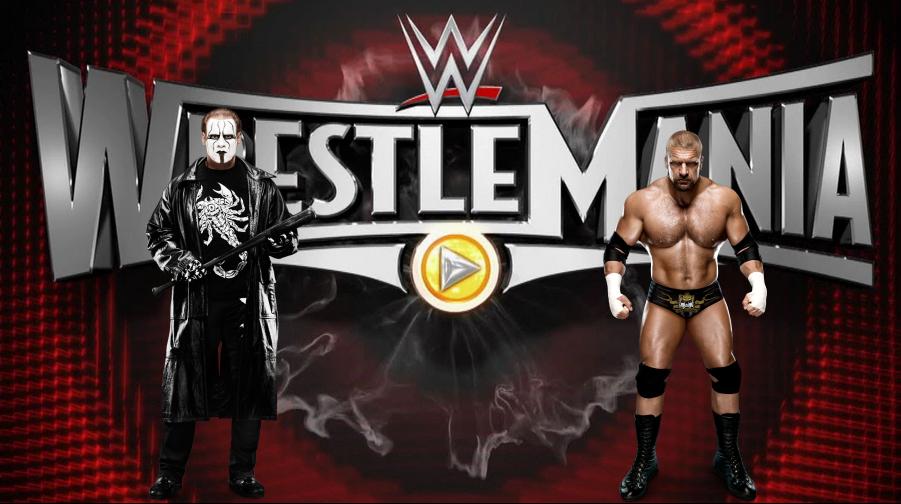 El misterioso Sting lucha con Triple H en un encuentro explosivo para la historia de los inmortales