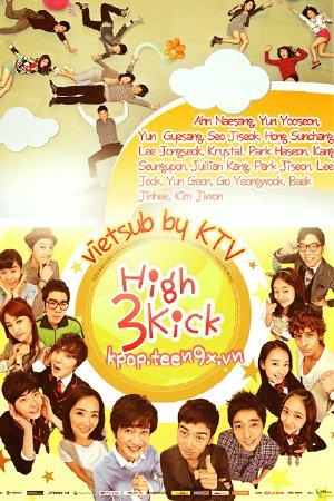 Gia Đình Là Số Một Phần 3 (HTV2 Online) - High Kick 3: The Revenge of the Short Legged (2011) - VIETSUB - (123/123)