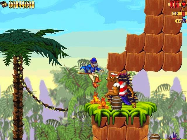 Play captain claw game free download