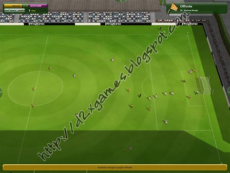 Free Download Games - Championship Manager 2010