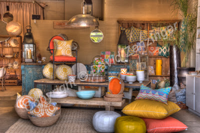 Abbot Kinney Boutiques Shops Art Galleries Furniture Stores Antiques Venice California