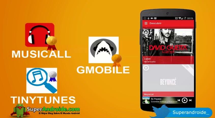 apk para descargar musica gratis android
