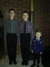 Mathew Joshua, Budd And Jedidiah