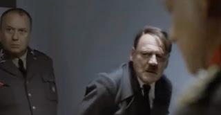 Hitler rant